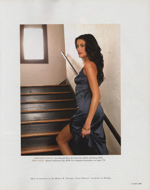 Mishos Styles in Diablo Magazine