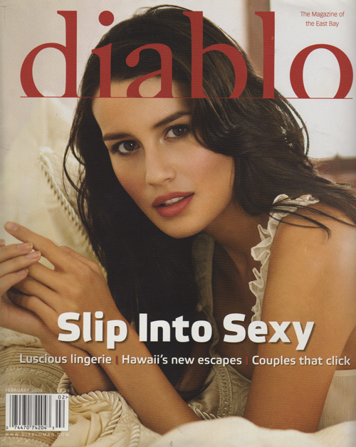 Diablo Magazine, Misho's Style on Cover