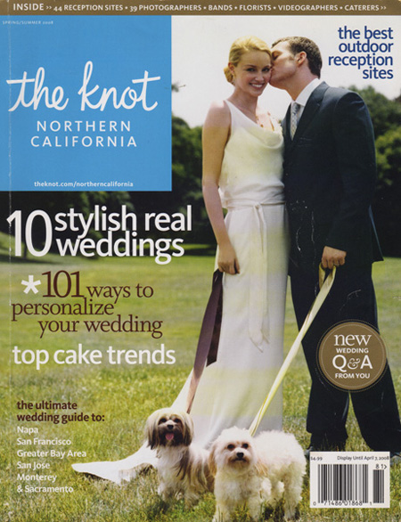 Wedding Magazine, The Knot